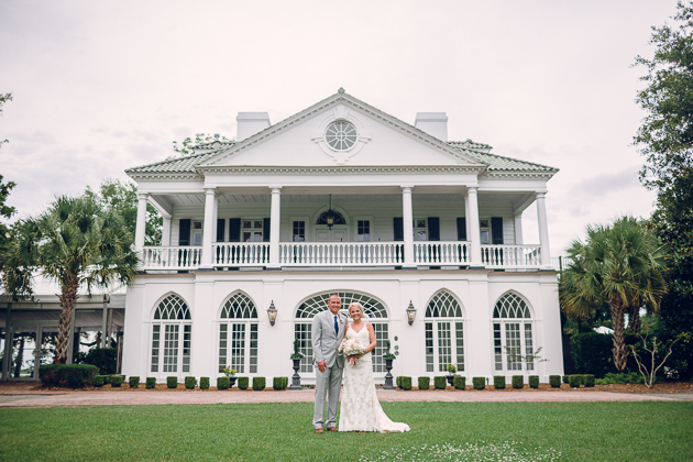 Lowndes Grove Wedding