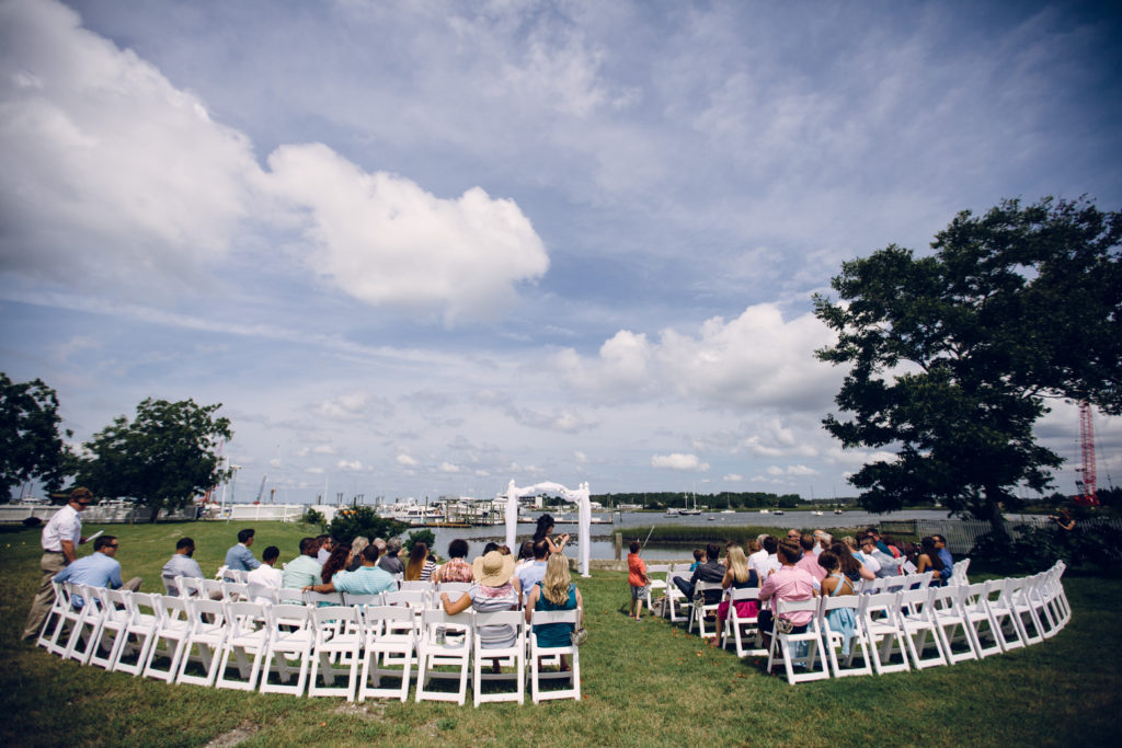 Beaufort north carolina wedding red boat photography-61