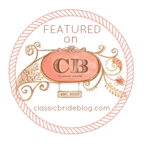 Classic Bride Badge