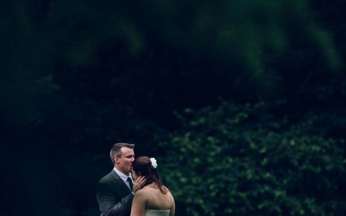 Asheville Wedding at the North Carolina Arboretum