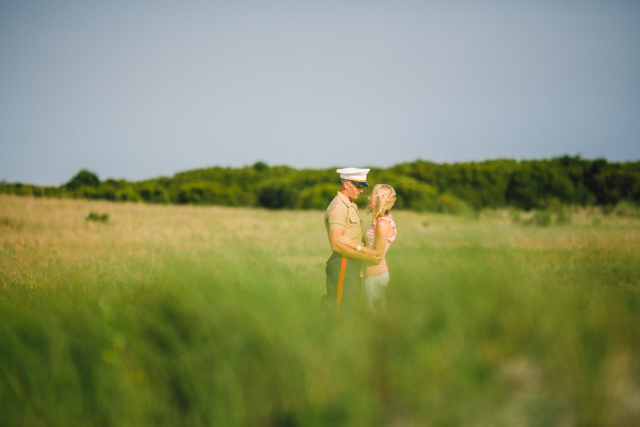 Topsail Island Engagement Session