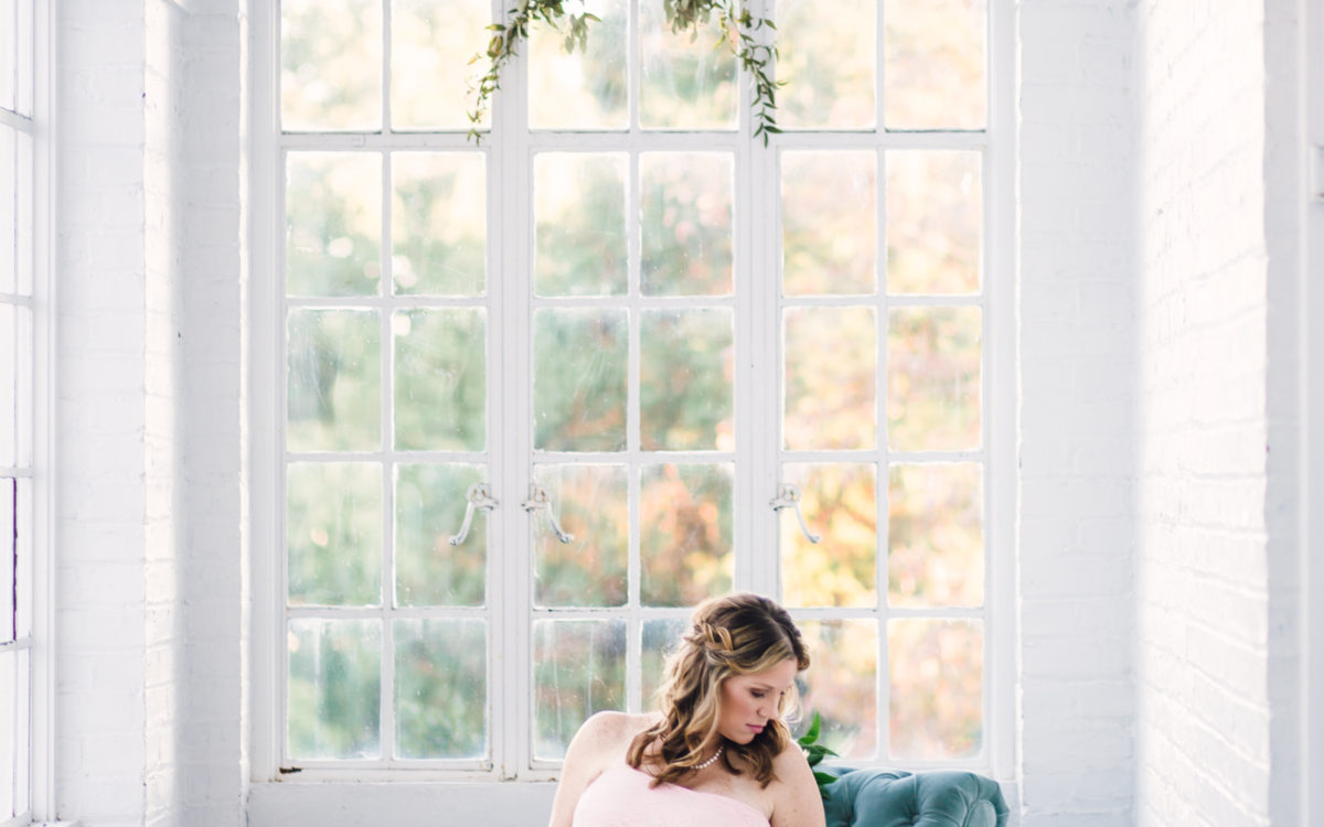 Bleak House Maternity Session