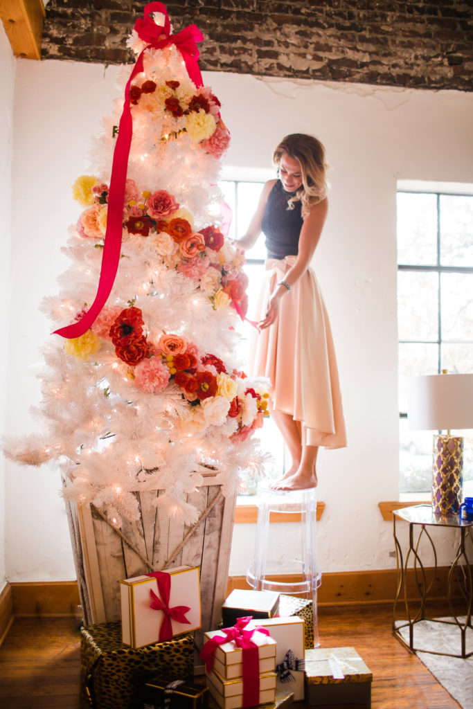 Christmas Tree by Honeybee Events