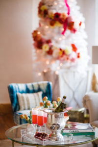 Christmas Scene by Honeybee Events