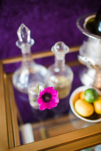 Bar Cart by Honeybee Events