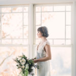 Bride at Whitestone Country Inn