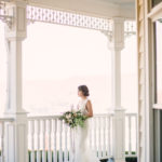 Bride at Whitestone Cou