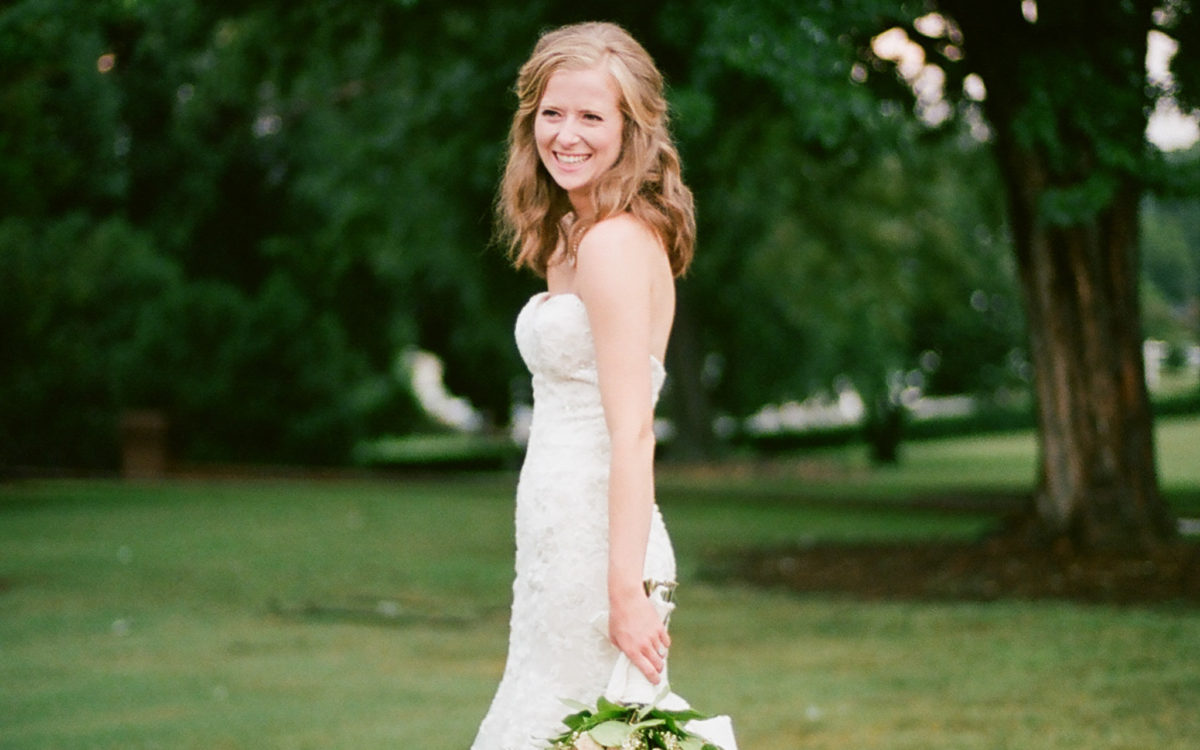 Greensboro College Wedding