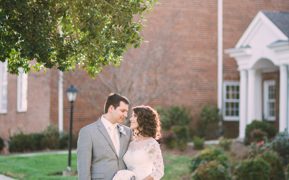 Winston Salem Wedding