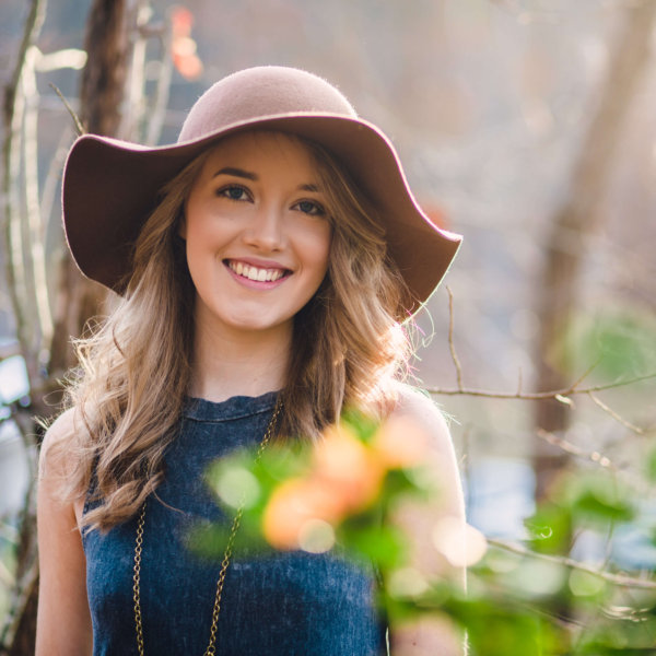 Knoxville Senior Photographer