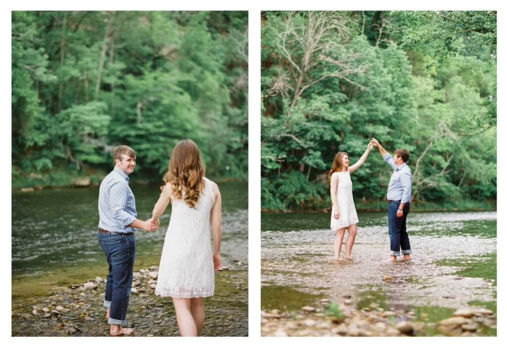 Sevierville Engagement Photographer