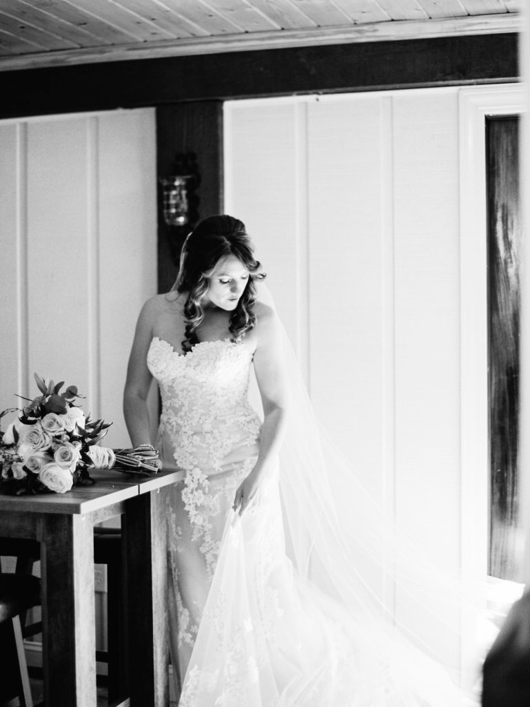 Bride at Jolo Winery