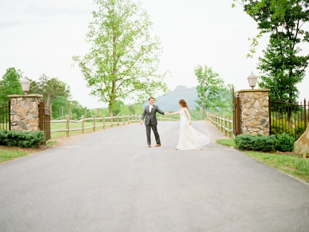 Jolo Winery Wedding