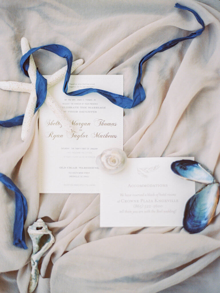 Wedding Stationary in Gloucester ma