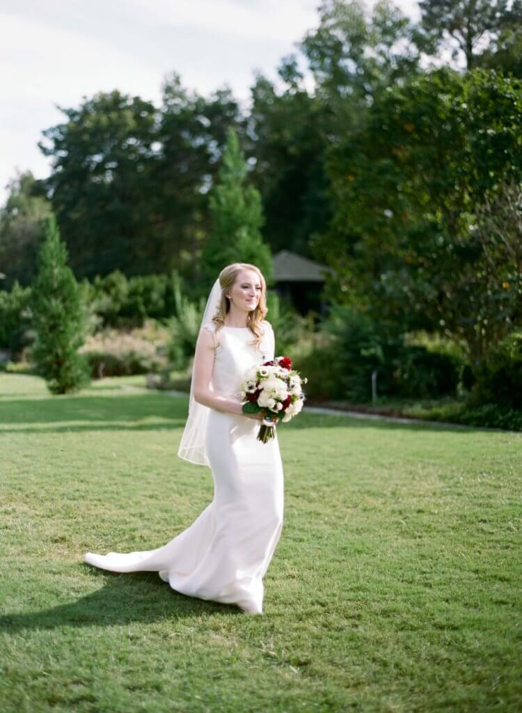 Wedding at at Reynolda Gardens