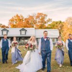 Wedding at Estate of Grace Wedding Venue near Knoxville TN