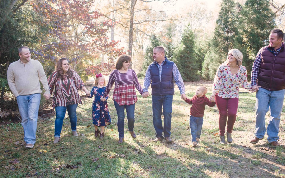 Summerfield NC Family Photographer