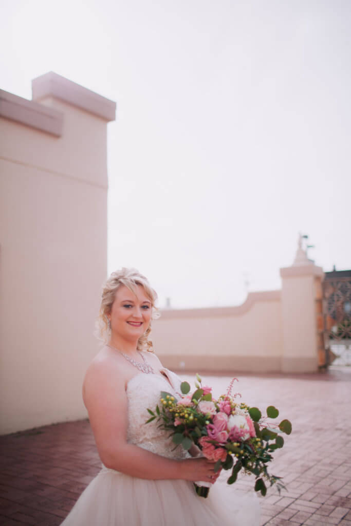 Villa de l'amour Bridal Session