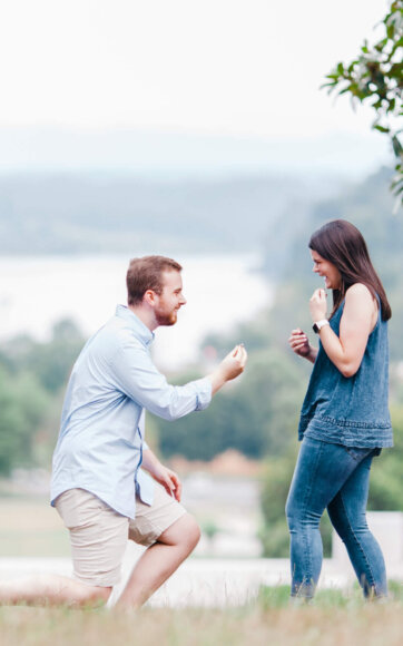 Knoxville Surprise Proposal