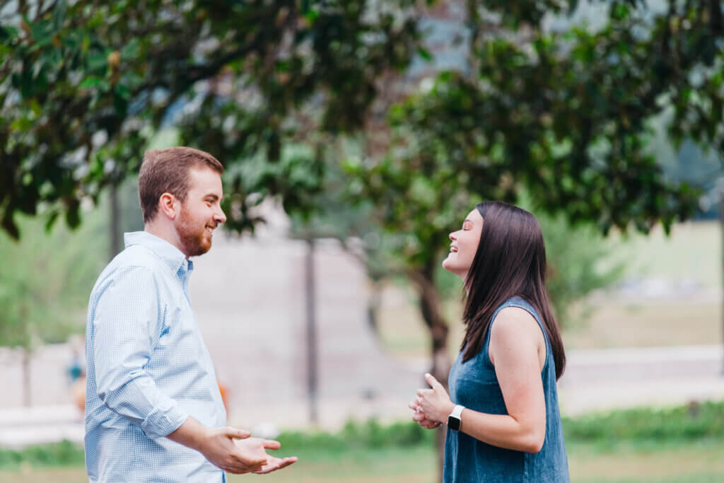 Surprise Proposal Knoxville TN