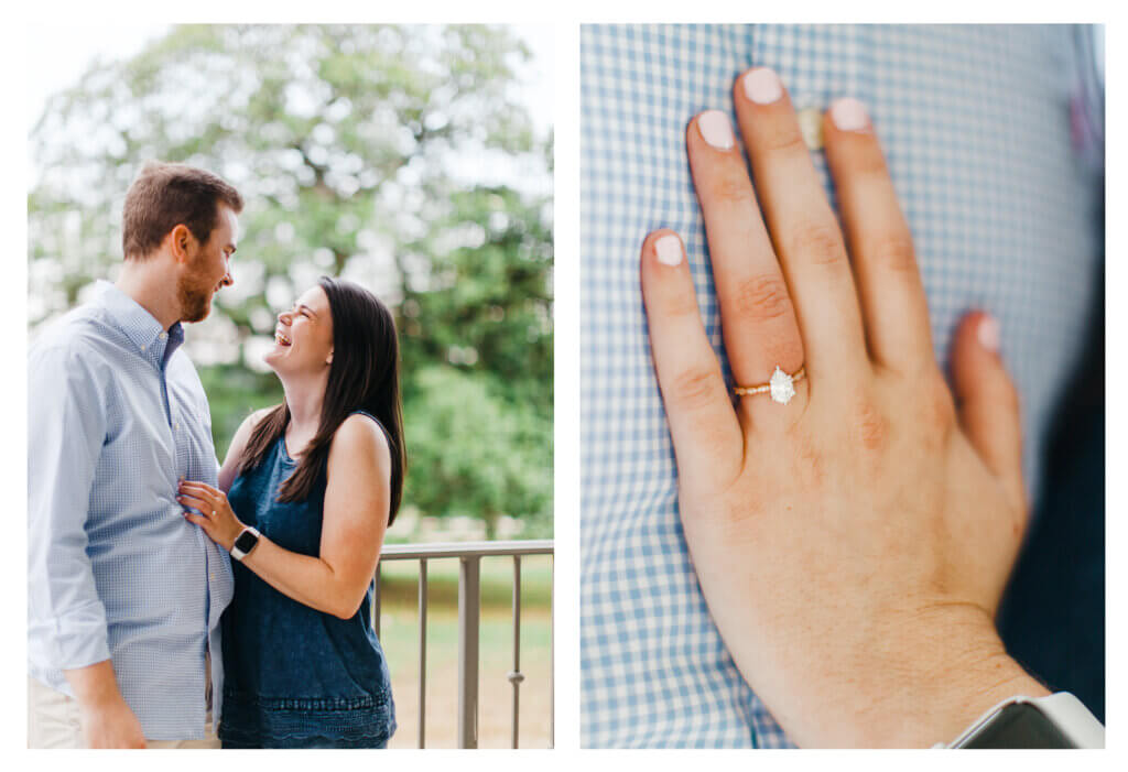 Engagement ring Knoxville TN